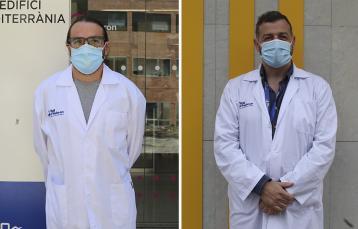 Fundación Mutua Madrileña - Dr. Javier Torres, Dr. Alberto Sandiumenge