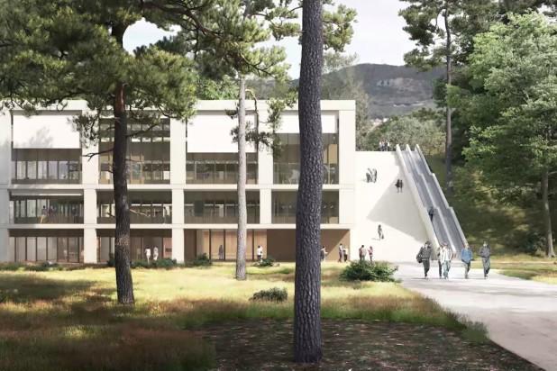 Modelatge del projecte de transformació del Vall d'Hebron Barcelona Hospital Campus