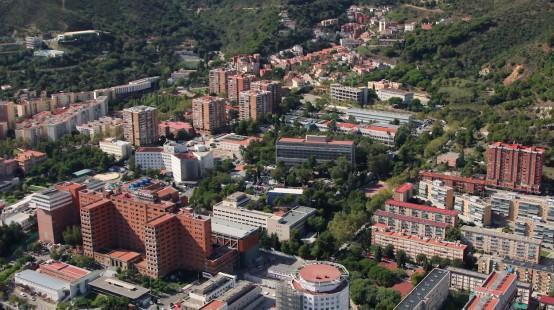 22 edificis composen el Campus.