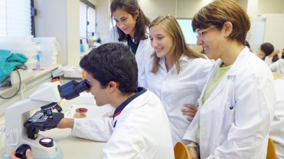 Fes els teus estudis de Medicina al Campus Vall d'Hebron